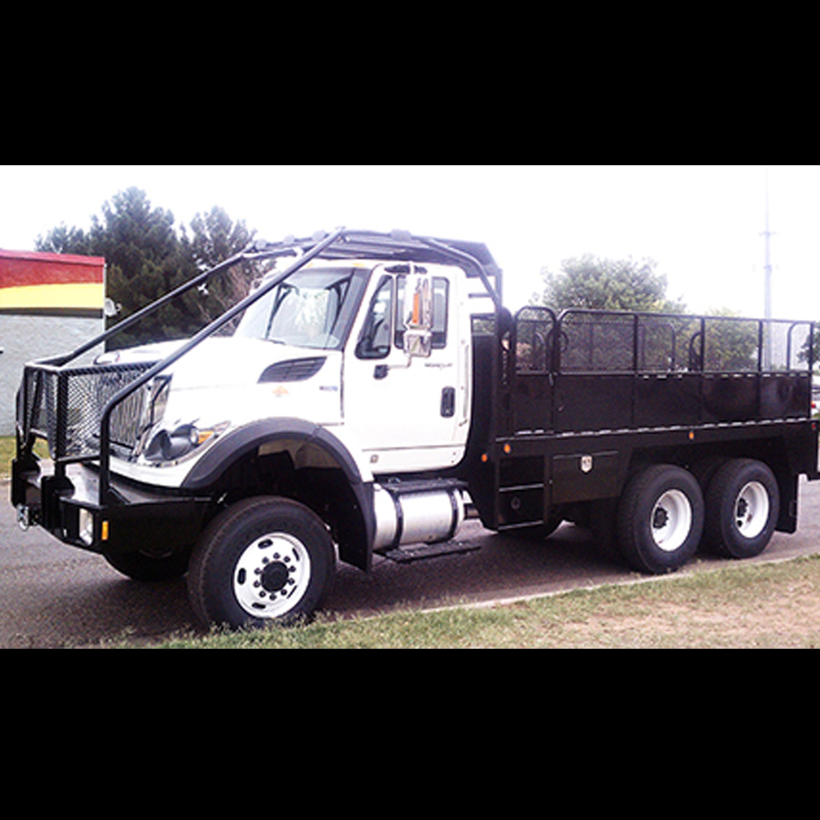 Brush Truck